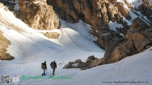 Hiking on Glaciers